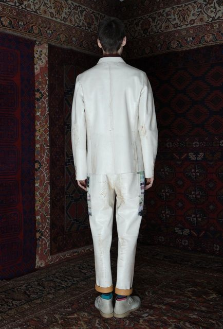 Audience by PETROU\MAN 'Day-time' collection FW2014  |  Nicolas Petrou #greekdesigners