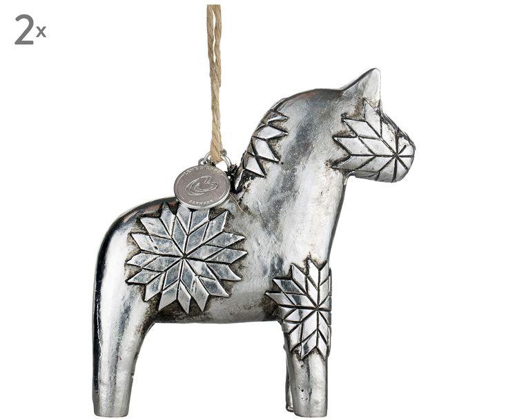 AFFILIATELINK | Baumanhänger Serafina Pferd, 2 Stück, skandinavisch, Design, M …   – Weihnachten | Deko, DIY, Einrichtung & Advent