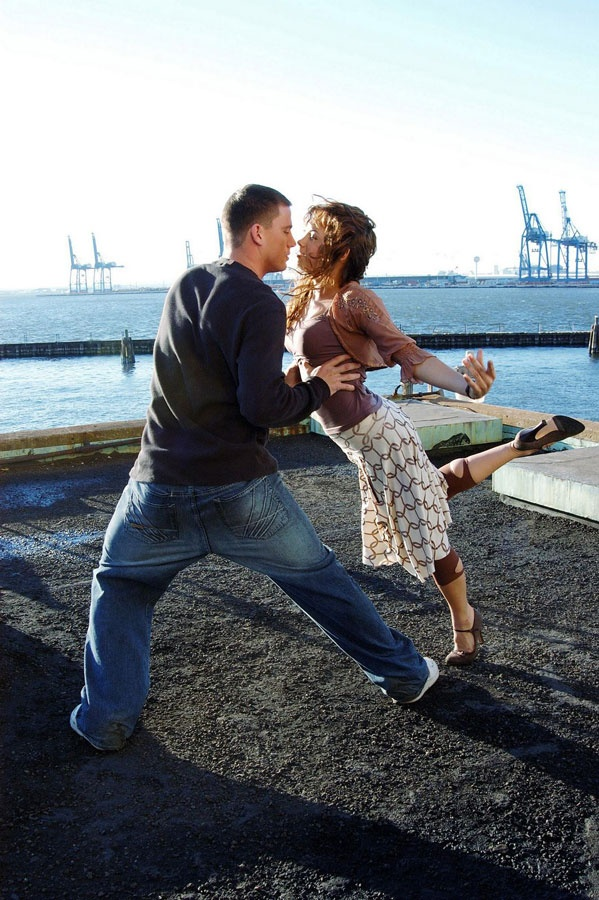 Everyone remembers that scene from Step Up