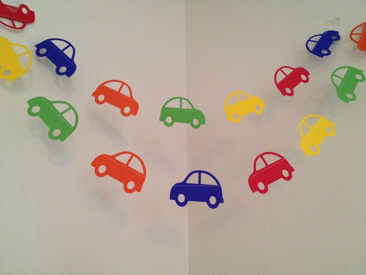 Transportation Birthday Party Decoration Car Paper Garland I am 1 Party Decoration Cars Themed Room Decoration Beep Zoom CUSTOM COLORS by ClassicBanners on Etsy https://www.etsy.com/listing/250298253/transportation-birthday-party-decoration