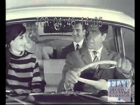 ▶ Fiat 600 D Multipla - YouTube