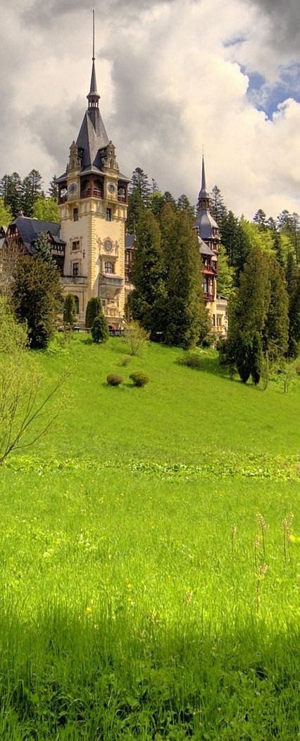 Peles Castle, Sinaia, Romania                                                                                                                                                                                 More