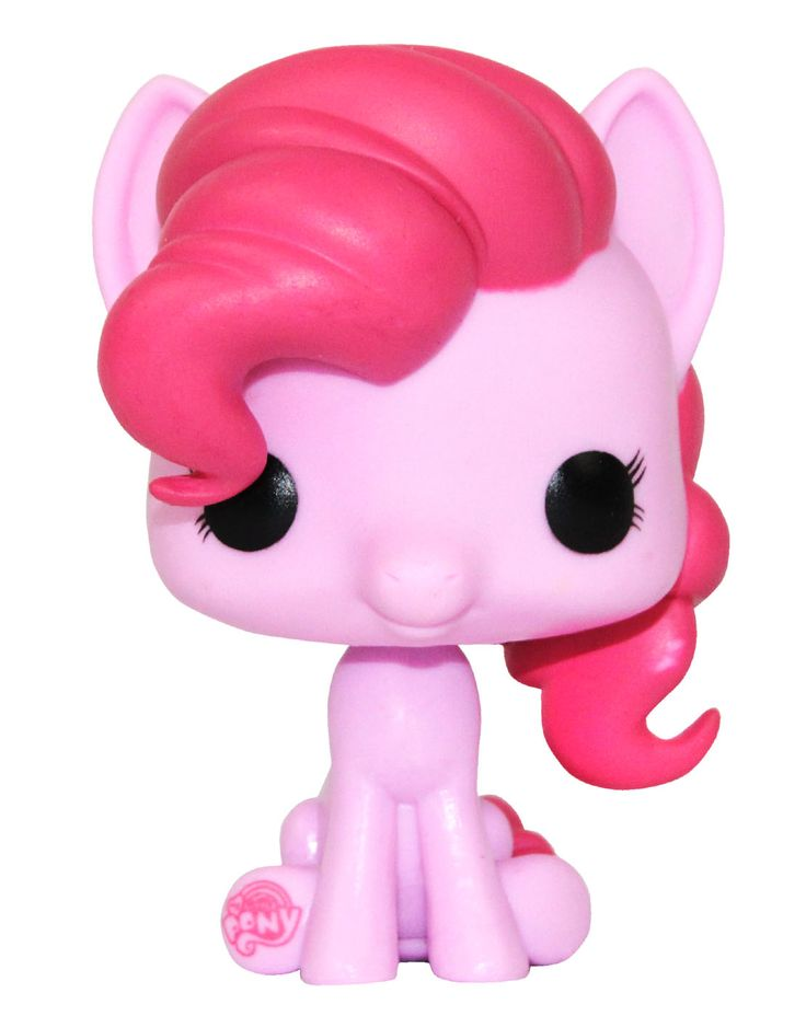Funko Pop! My Little Pony Pinkie Pie vinyl figure http://www.vanillaunderground.com/funko-pop-my-little-pony-pinkie-pie-vinyl-figure-g45198.html