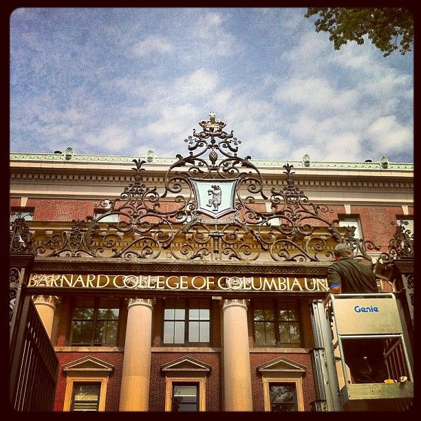 Barnard College - Wikipedia