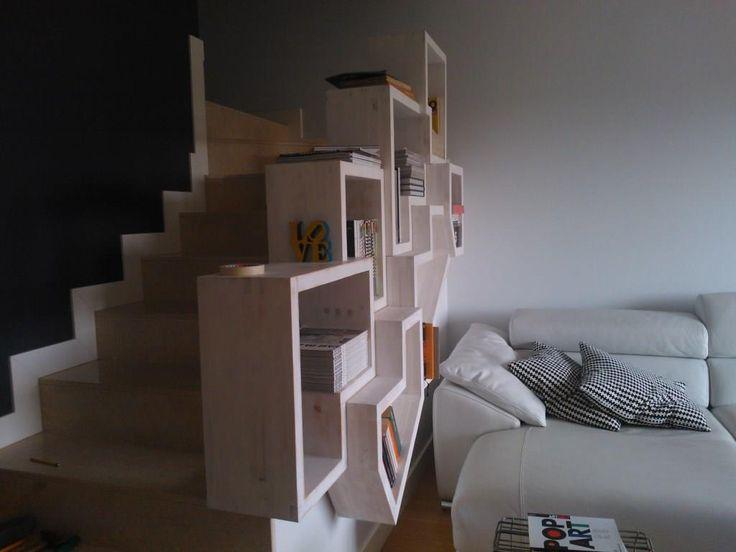 Stairbookcase
