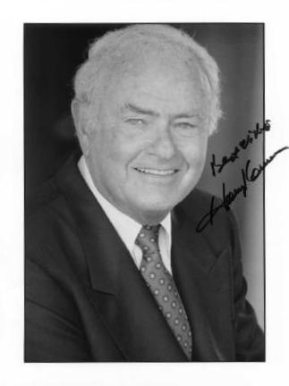"Harvey Korman appeared as various characters on ""The Carol Burnett Show""."