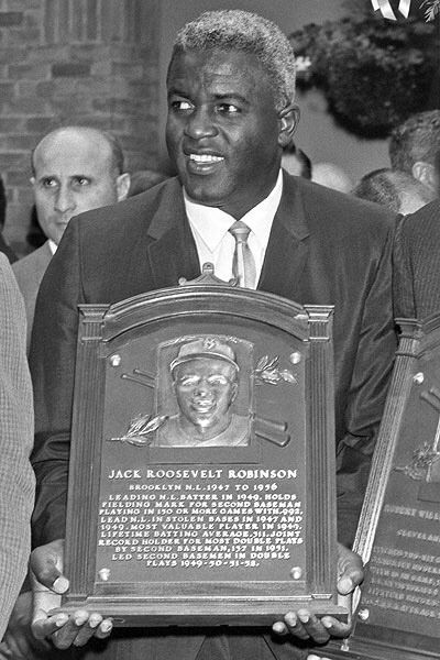 sports and african americans john jackie robinson It was 70 years ago today jackie robinson broke the major league color barrier as he made his los angeles dodgers debut against the boston braves at ebbets field in brooklyn.