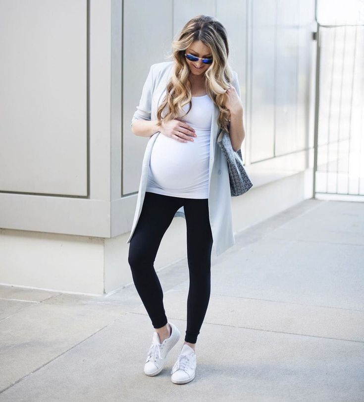 6 ways to wear support leggings for maternity belly // inspired by autumn – BLANQI Musing …   – Schwangerschaft, Geburt, Baby, etc.