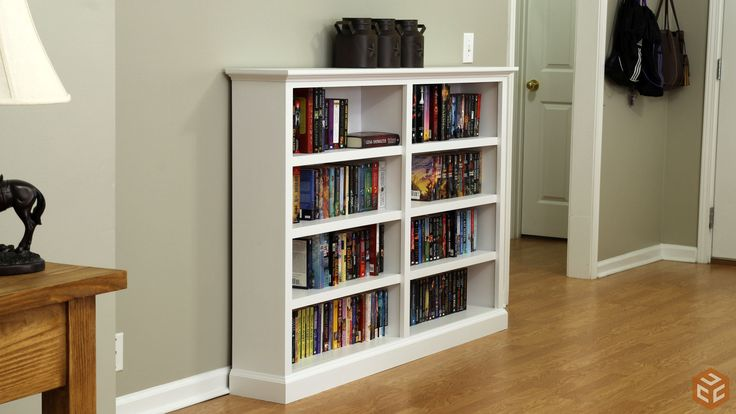 How to Build a Bookcase - Jay's Custom Creations