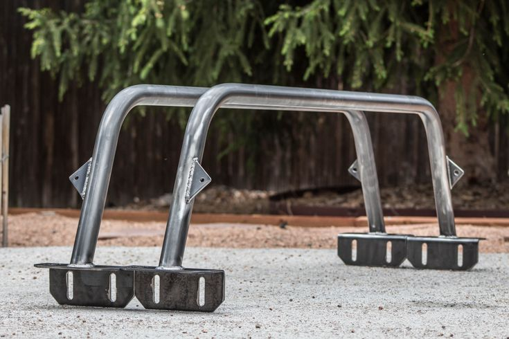 NEW* 2005+ Toyota Tacoma Tall Bed Bars
