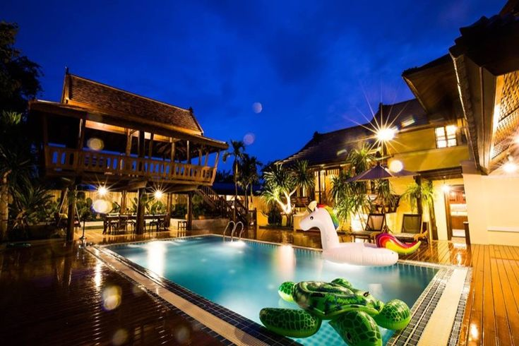 13 best cool houses with pools in chiang mai images on pinterest chiang mai pools and for Chiang mai house for rent swimming pool