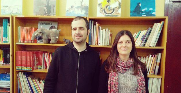 Entrevista a Raquel García y Miquel Charneco donde nos explican las metodologías que utilizan en la escuela Joaquim Ruyra de Barcelona.