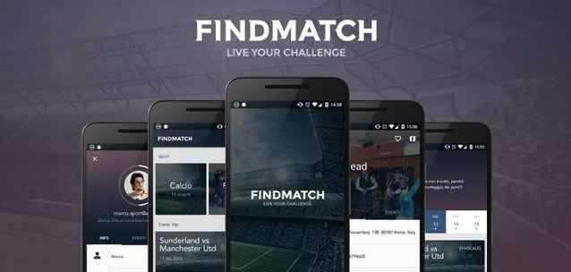FINDMATCH per iPhone e Android - trova i locali dove guardare le partite!! Tante partite ogni settimana. FindMatch ti aiuta a trovare il locale ideale in cui guardare il tuo evento sportivo preferito (come tutte le partite della Serie A, Champions League, Premier League, il #findmatch #android #iphone #sport #calcio