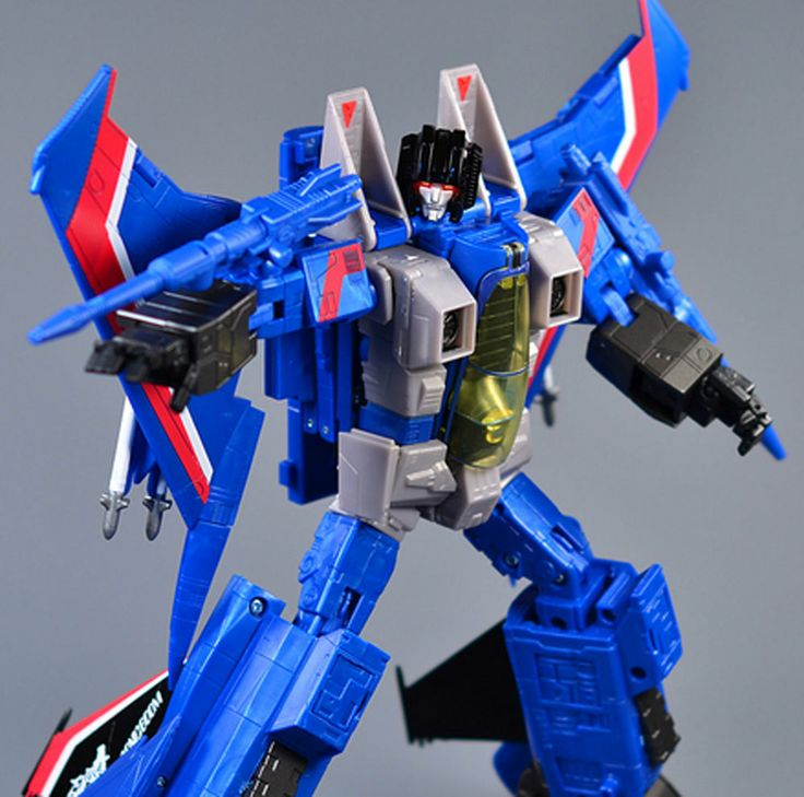 THUNDERCRACKER MASTERPIECE • C9 • VINTAGE HASBRO TRANSFORMER