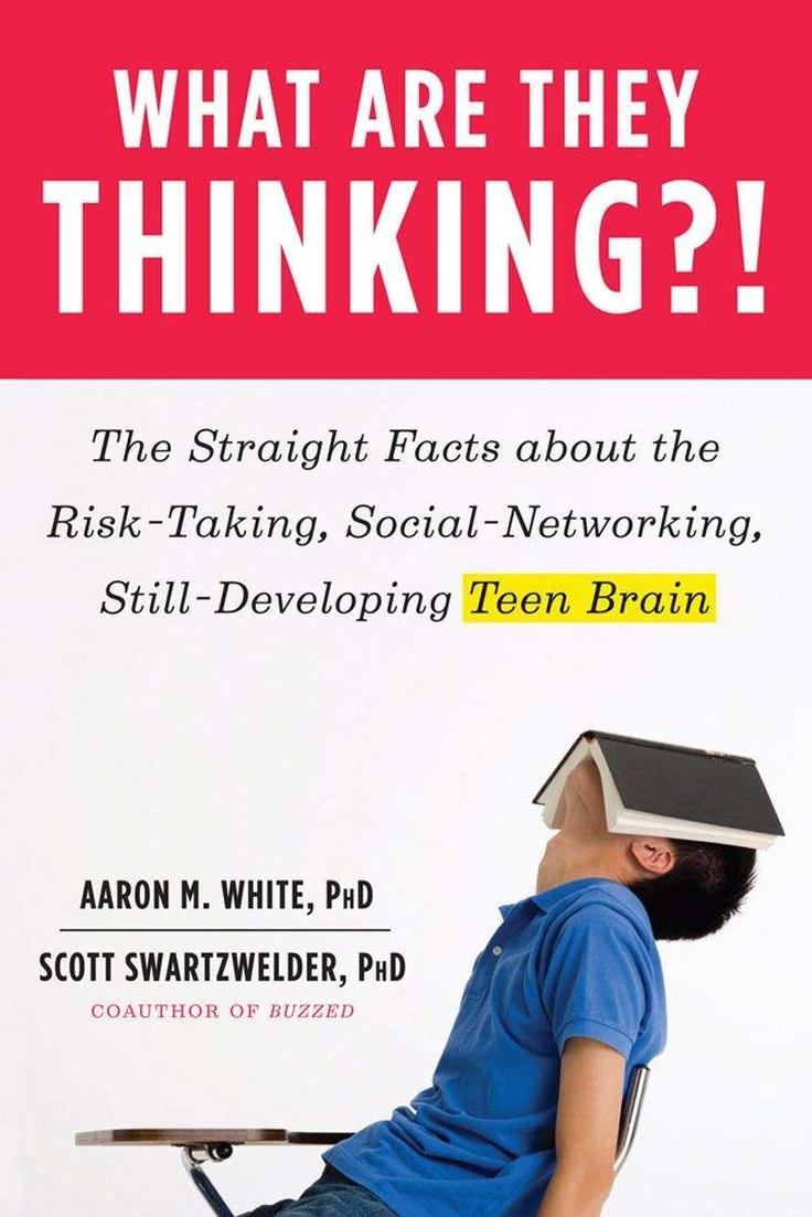 April: Groundbreaking Developments In Adolescent Brain Research Underpin  This Straightforward Guide To Understandingand