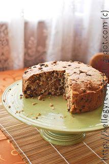 Mandy kertje és konyhája: Porter sörös sütemény - Rachel Allen