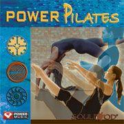 Music CD for Exercise: Power Pilates, a music CD