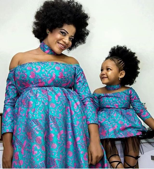 Pin by Jamillah Mansaray on Styles   African maternity ...