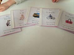 Livrets de lecture niveau série rose Montessori | Familyandco