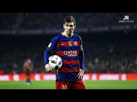 Lionel Messi - A God Amongst Men I like being short. Gives people something to look at. It's funny how they never expect what happens after I touch a ball.