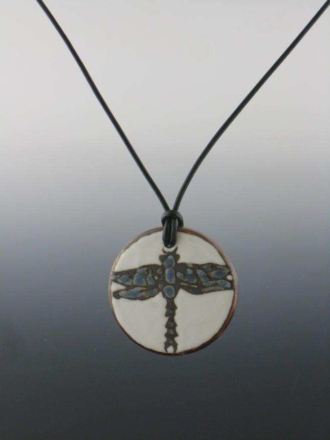 Sassafrass Pottery necklace