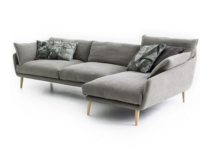 Sister Ray Sofa Diesel with Moroso