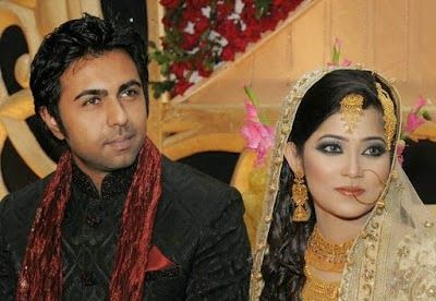 bangladeshi model: Model Apurbo Gets Married Again pictures