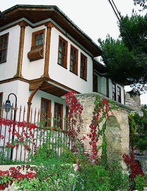 geleneksel türk ev mimarisi - Google'da Ara