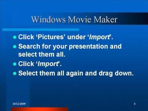 Windows movie maker                                                                                                                                                     More