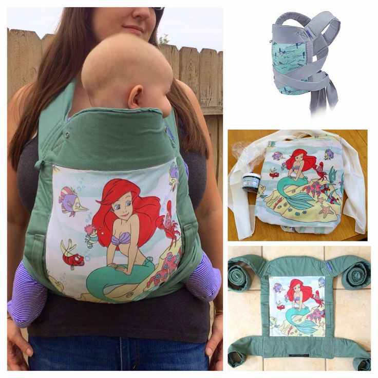 Mama's Felt Cafe: How to Turn an Infantino Sash Mei Tai into Your New Favorite Baby Carrier