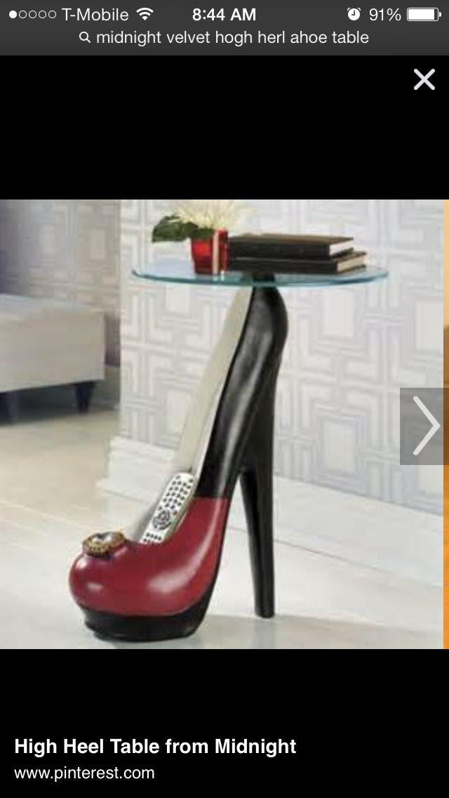 Cute Shoe Heel