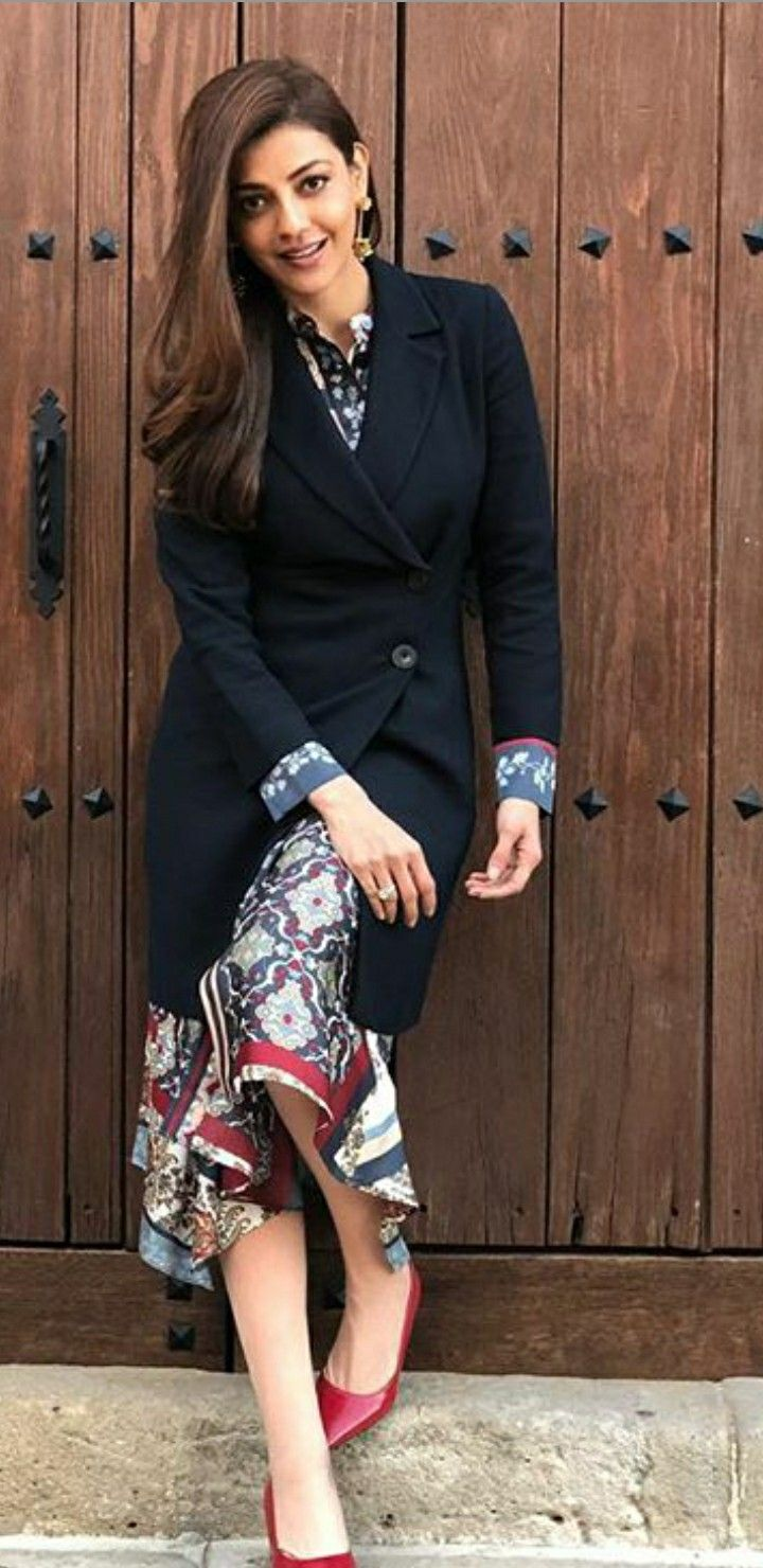 Pin by Sanjay Saxena on Kajal Agarwal in 2019 | Stylish girl