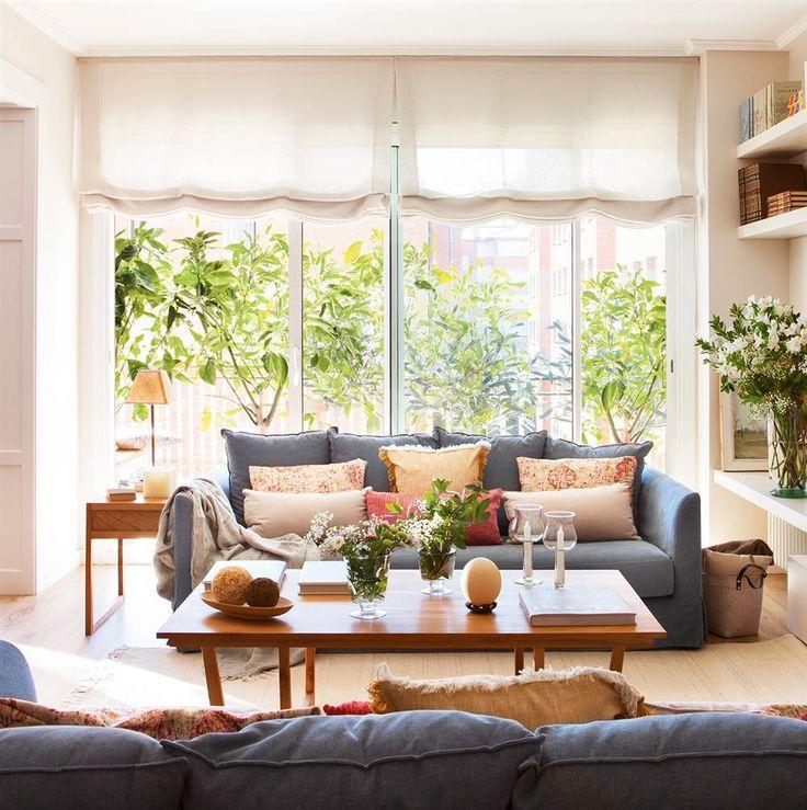 Más de 1000 ideas sobre sala de estar vintage en pinterest ...