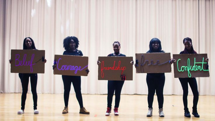 The majority of future careers will rely on #STEM skills, but only 2% of the current workforce in STEM industries are black or Hispanic. This dance program for middle school girls aims to change that. #coding #girlscode #makerspaces