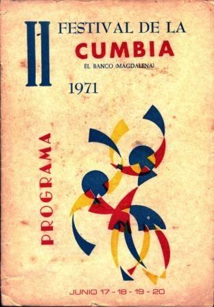 Festival de la Cumbia, El Banco - Magdalena 1971