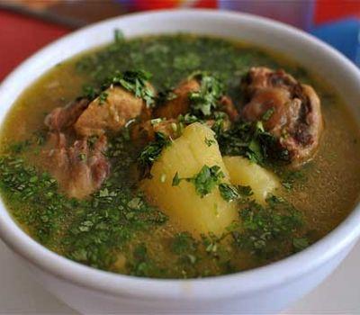 SANCOCHO PAISA, gastronomía paisa