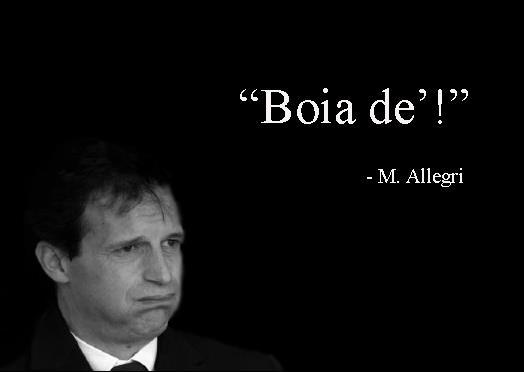 Massimiliano Allegri, allenatore