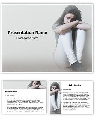 Depression, Powerpoint download and Templates on Pinterest