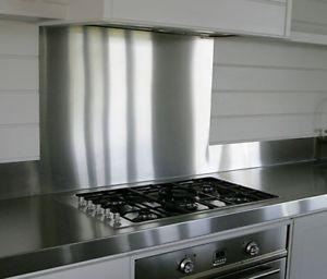 Polished-Stainless-Steel-Cooker-Splashback-Kitchen-Hob-Splash-Back-Plate
