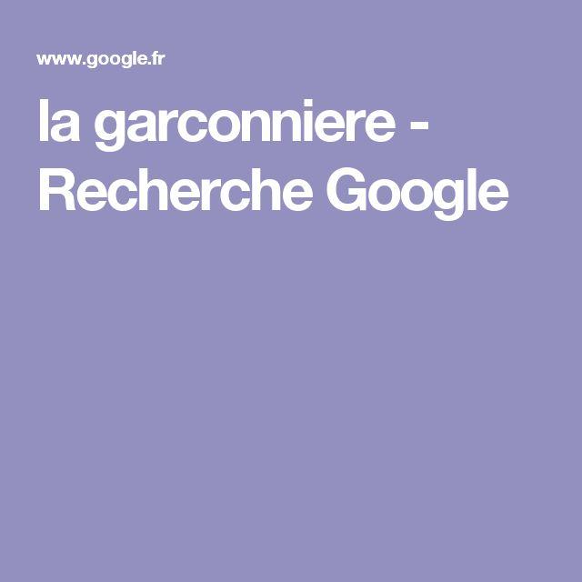 la garconniere - Recherche Google
