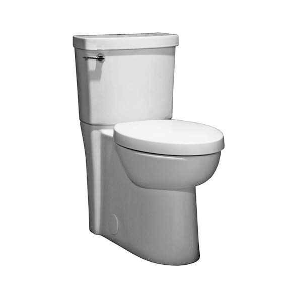 Studio® Concealed Trapway Right Height® Elongated toilet with Seat