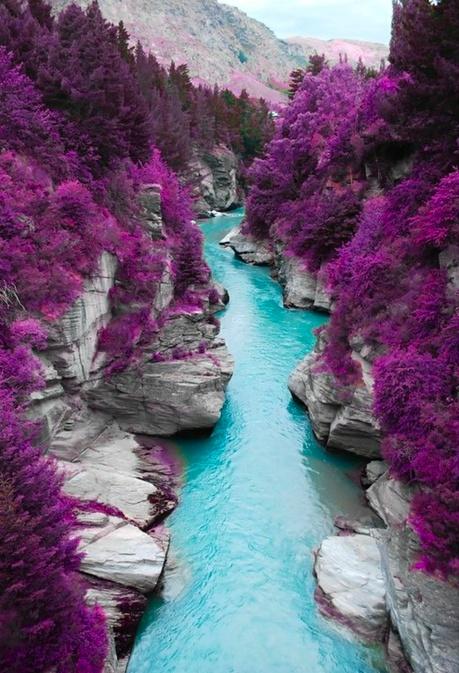 Las piscinas de hadas en la Isla de Skye, Escocia - Increíble