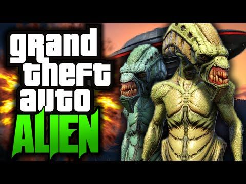 "GTA 5 Movie: ""Alien Attack!"" - Part 1 - (GTA 5 Mods Funny Moments) - http://bestnewsarchive.ca/gta-5-movie-alien-attack-part-1-gta-5-mods-funny-moments/"