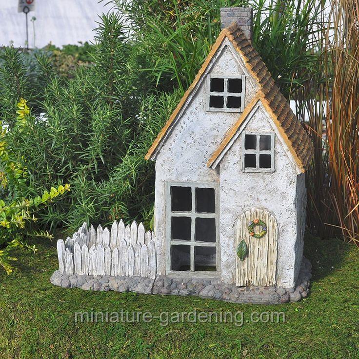 From Miniature Gardening · Edens Way Cottage