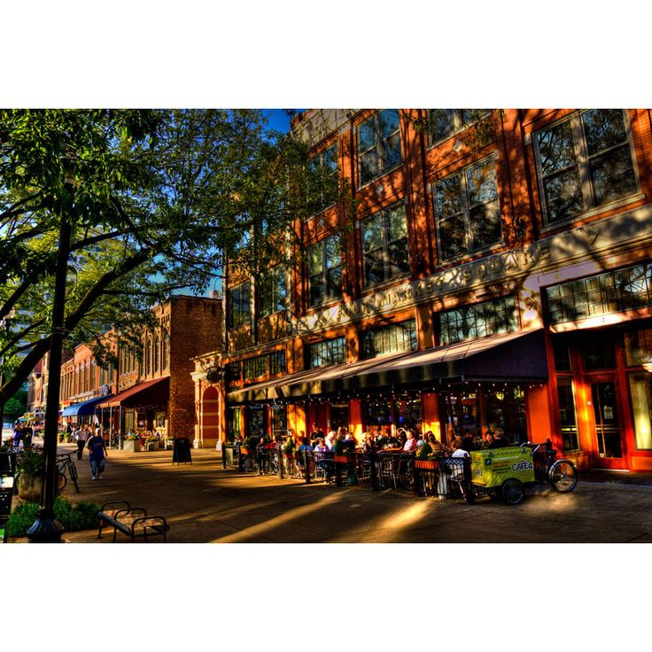 Market Square - Knoxville, Tennessee