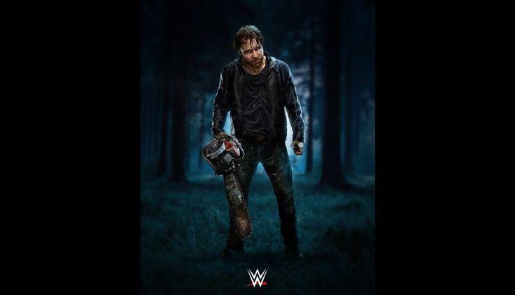 WWE: Roman Reigns y otras estrellas como monstruos para Halloween (FOTOS)