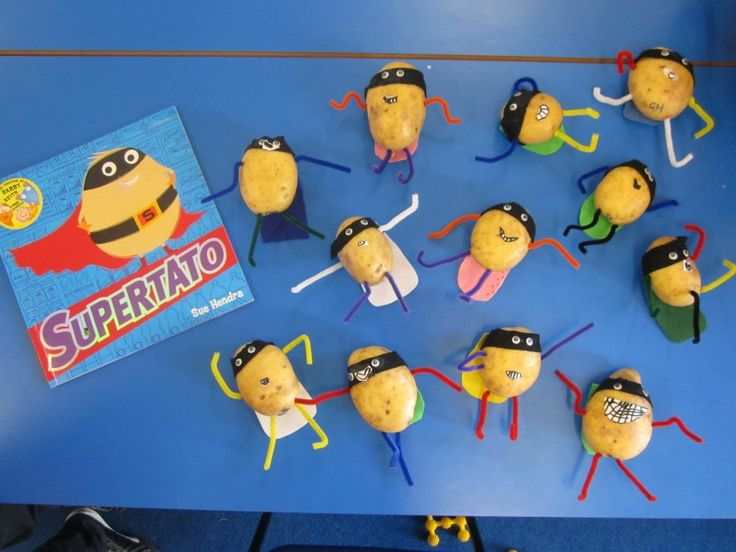 supertato activities - Google Search