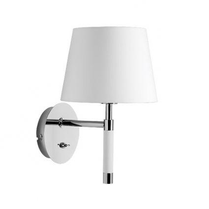 Venice falikar, fehér – Falilámpák - ID Design Kiegészítők - Lámpa
