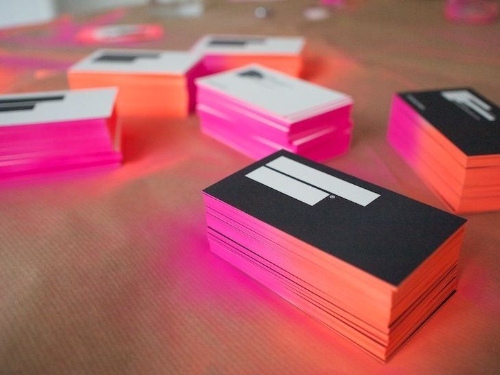 IS Creative Studio business cards 6