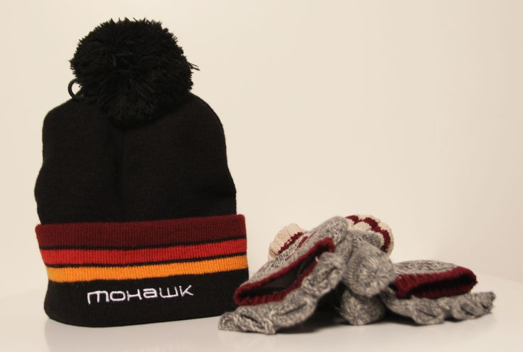 #MohawkSwag available at the campus store.